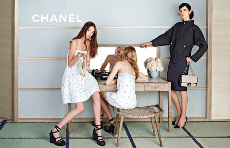 Chanel Spring 2013 Campaign