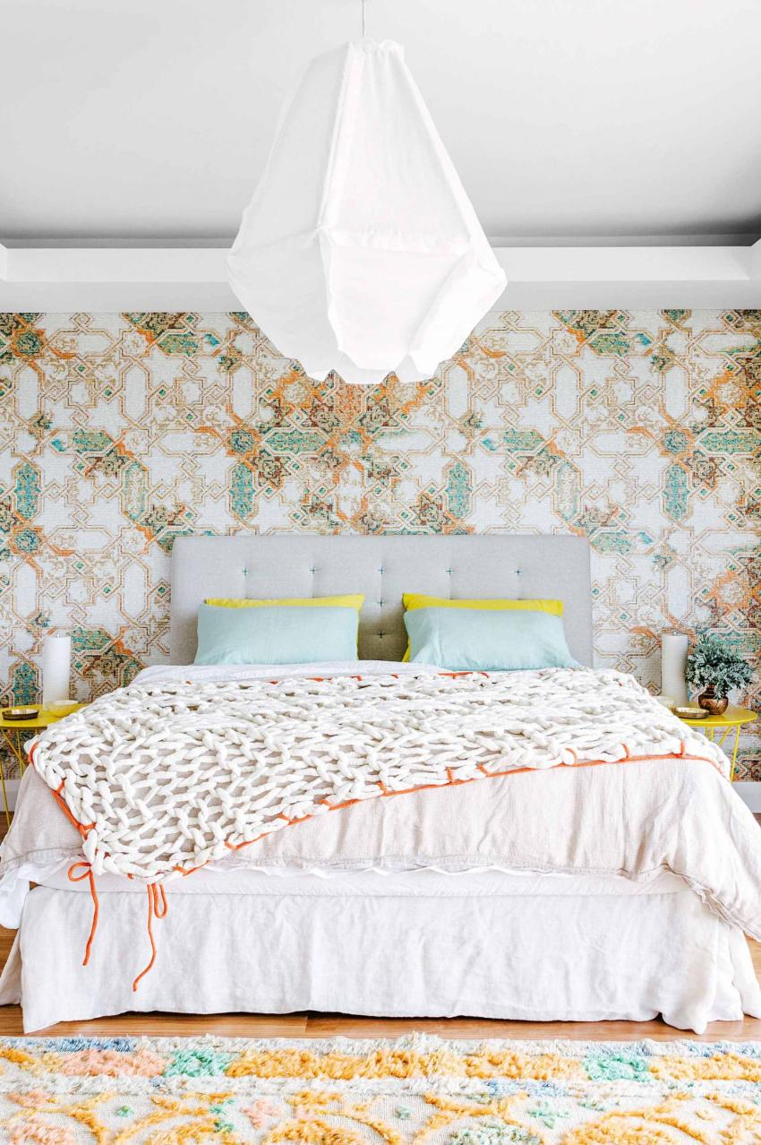 bedroom-wallpaper-pendant-light-throw-yellow-bedside-tables-apr15-20150407145146~q75,dx1920y-u1r1g0