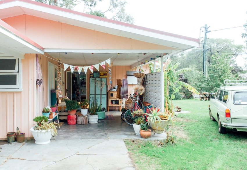 sugar shack front